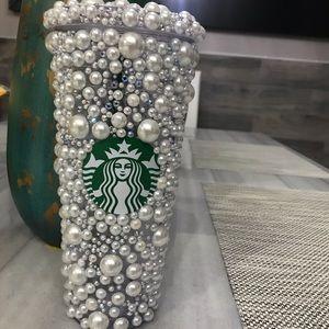 Starbucks venti cold cup tumbler
